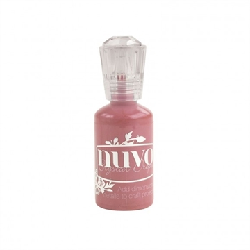 Happymade - Nuvo Crystal Drops - Gloss Moroccan Red (30ml.)